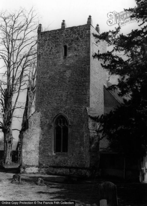 Photo of Woolbeding, Church Of All Hallows c.1965