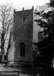 Woolbeding, Church Of All Hallows c.1965