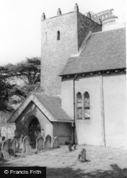 Church Of All Hallows c.1965, Woolbeding