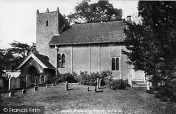 Woolbeding, The Church Of All Hallows 1898