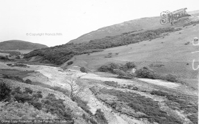 Photo of Wooler, College Valley c.1955