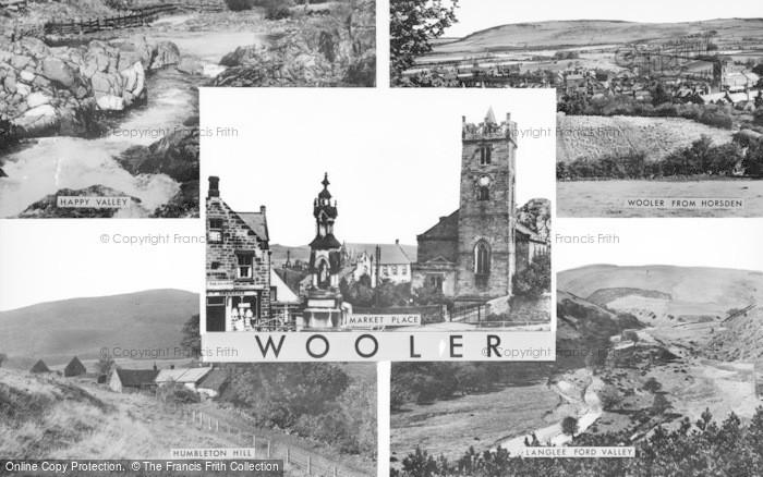Photo of Wooler, Composite c.1940