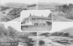 Cottage Hotel Composite c.1960, Wooler