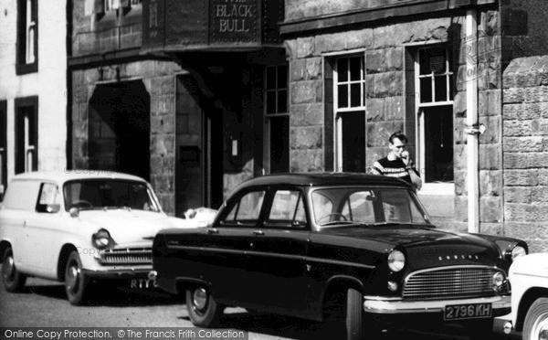 Photo of Wooler, Ford Consul Mk II Car c.1960