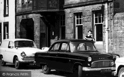 Ford Consul Mk II Car c.1960, Wooler