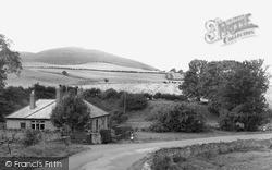 Humbleton Hill c.1955, Wooler