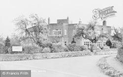 Ryecroft Hotel c.1955, Wooler
