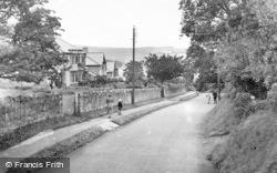 Ryecroft Way c.1955, Wooler