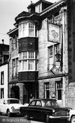 The Black Bull Hotel c.1960, Wooler
