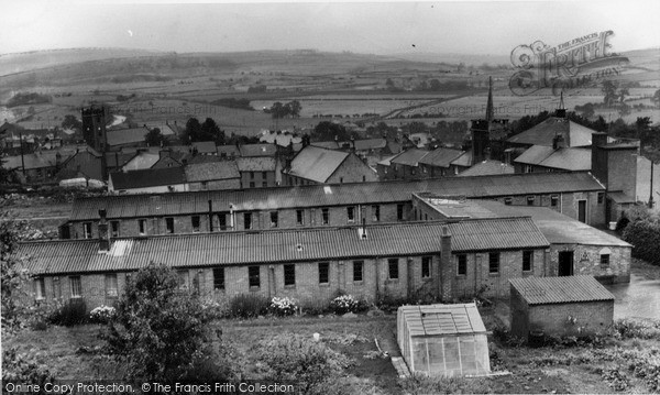 Photo of Wooler, The Youth Hostel c.1960