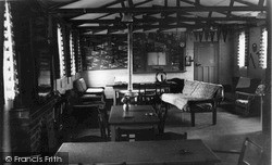 The Youth Hostel Interior c.1960, Wooler