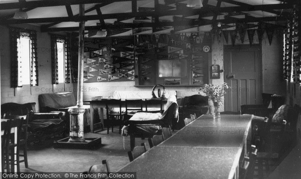 Photo of Wooler, The Youth Hostel Interior c.1960