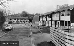 Woolhampton, Angel Mead c.1965