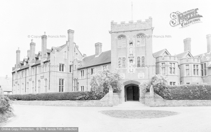 Photo of Woolhampton, Douai Abbey c.1960