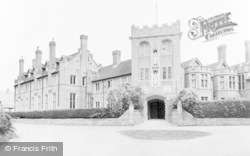 Douai Abbey c.1960, Woolhampton