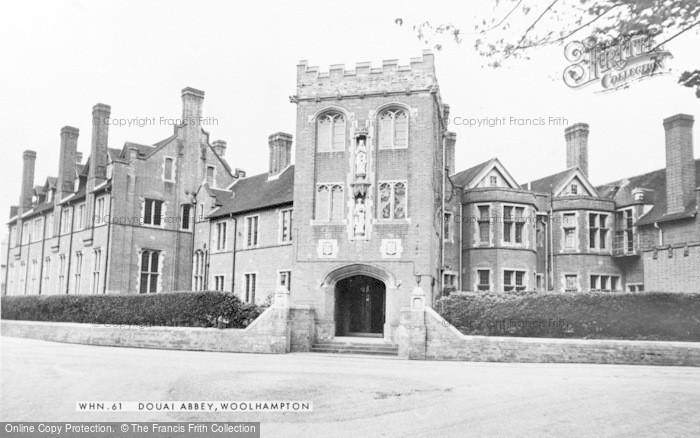 Photo of Woolhampton, Douai Abbey c.1965