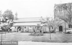 Douai Abbey c.1965, Woolhampton