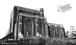 Woolhampton, Douai Abbey Church c.1965