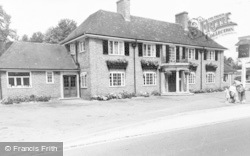 Woolhampton, The Angel Inn c.1965