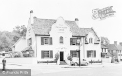 Woolhampton, The Falmouth Arms c.1960