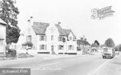 Woolhampton, The Falmouth Arms c.1965