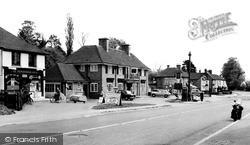 Woolhampton, The Village c.1960