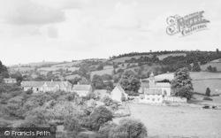 Woolley, The Village c.1960