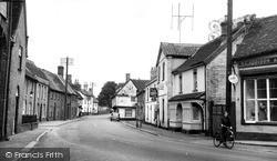 Woolpit, Main Street c.1955
