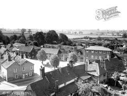 Woolpit, The Market Place c.1960