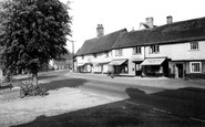 Woolpit, the Post Office c1960