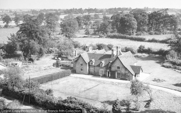 Photo of Woolpit, The Rectory c.1955