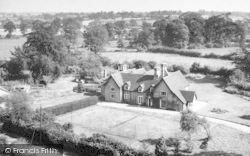 Woolpit, The Rectory c.1955