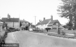 Woolpit, The Village c.1955