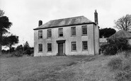 Woolsery, the Manor c1960