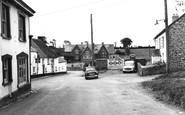 Woolsery, the Village c1960