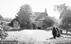 Woolsthorpe, Manor c.1955