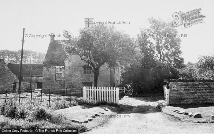 Photo of Woolsthorpe, Manor c.1955