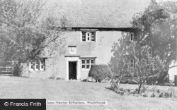 Woolsthorpe, Sir Isaac Newton's Birthplace c.1939