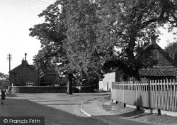 Woolsthorpe, The Village c.1955, Woolsthorpe By Belvoir