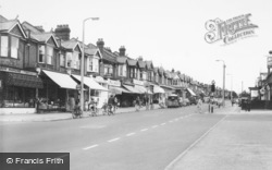 Woolston, Bridge Road c.1965