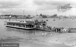 Woolston, Floating Bridge c.1960