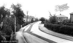 Woolston, Hillock Lane c.1955