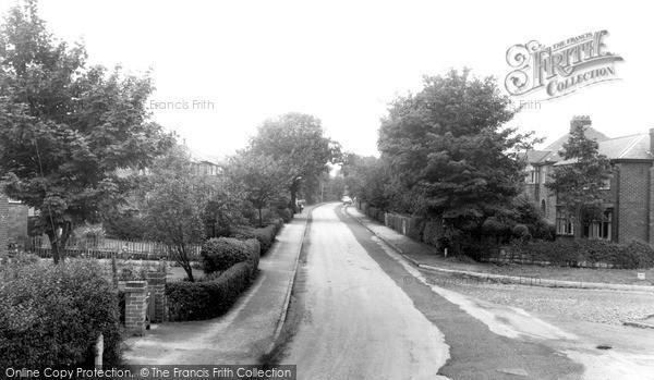 Photo of Woolston, Hillock Lane c.1965