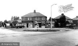Woolston, Holes Lane Corner c.1955