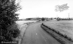 Woolston, Long Barn Bridge c.1965