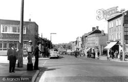 Woolston, Portsmouth Road c.1960