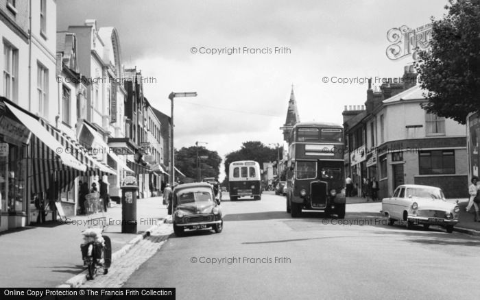 Photo of Woolston, Portsmouth Road c.1960