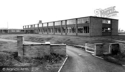Woolston, Secondary Modern School c.1955
