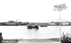Woolston, The Floating Bridge c.1955