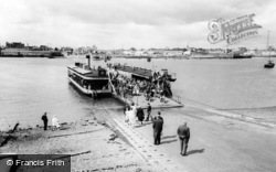 Woolston, The Floating Bridge c.1960